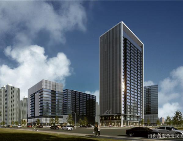 常州科教城国际创新基地创研港6号楼